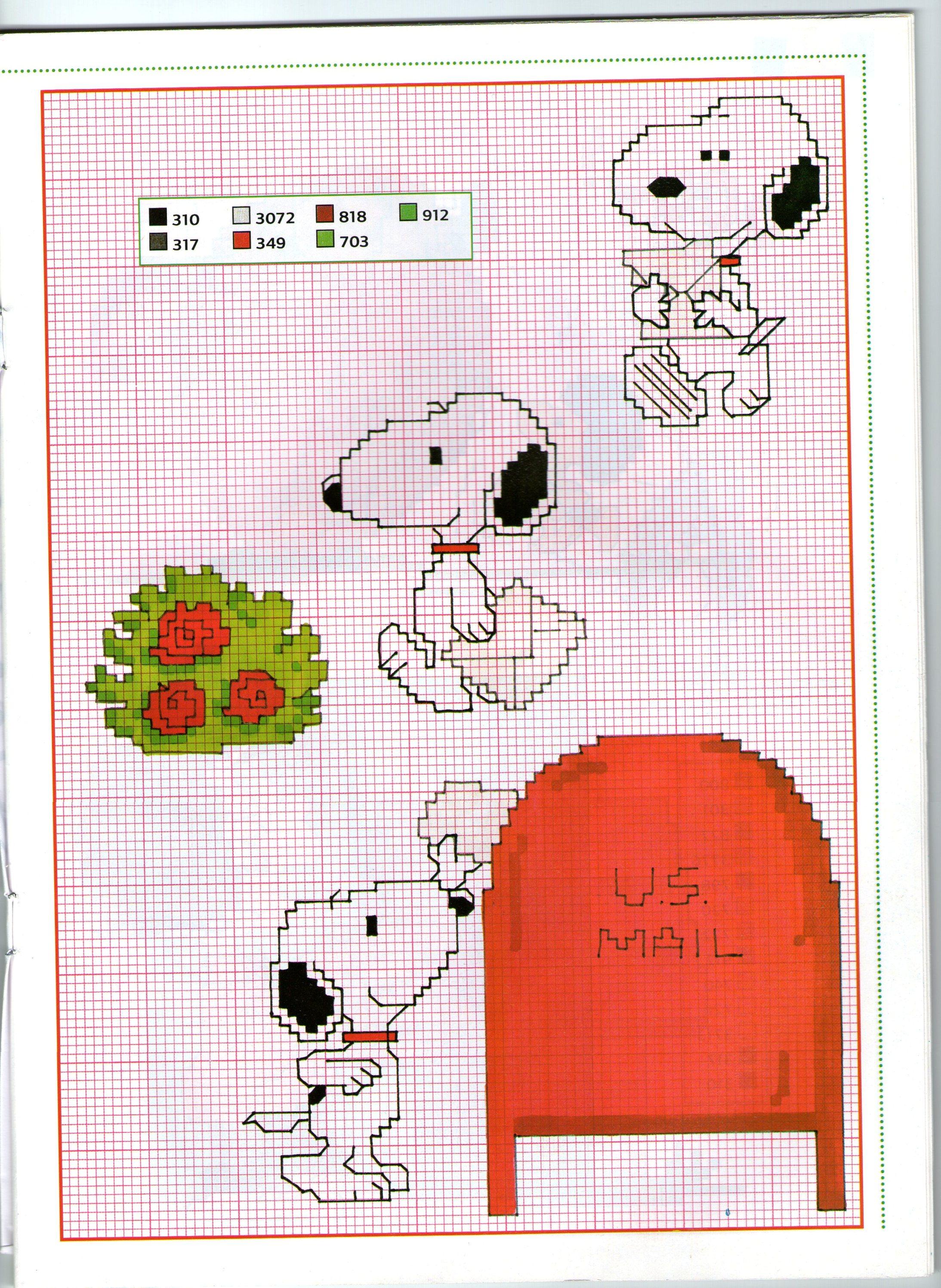 FREE AMIGURUMI PATTERN: Woodstock from Peanuts | Crochet patterns ... | 2995x2187