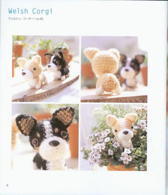 Cane Schnauzer schema gratis tutorial amigurumi animali uncinetto ... | 640x550
