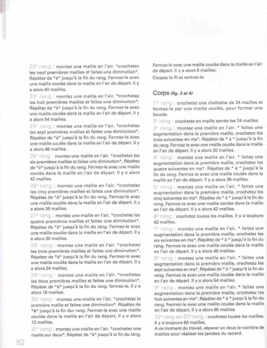 Gli amici del bosco: Schema uncinetto Amigurumi (Facili Schemi ... | 1200x922