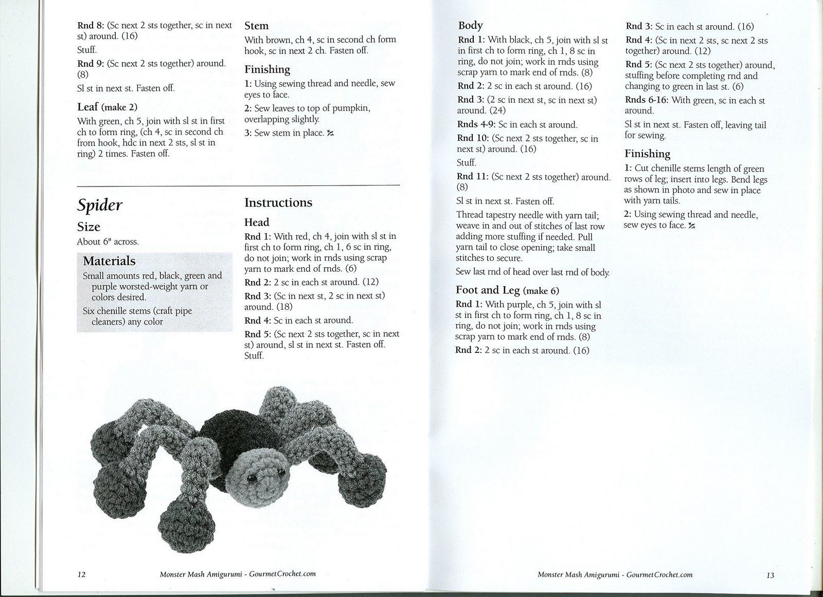 Amigurumi: spiegazioni zucca a uncinetto | Uncinetto, Cibo ... | 1162x1600