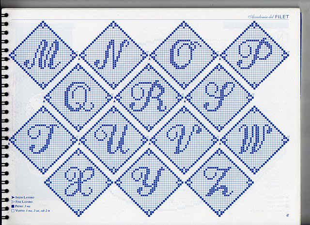 Cartamodelli Alfabeto per feltro e pannolenci nel 2020 (con ... | 465x640