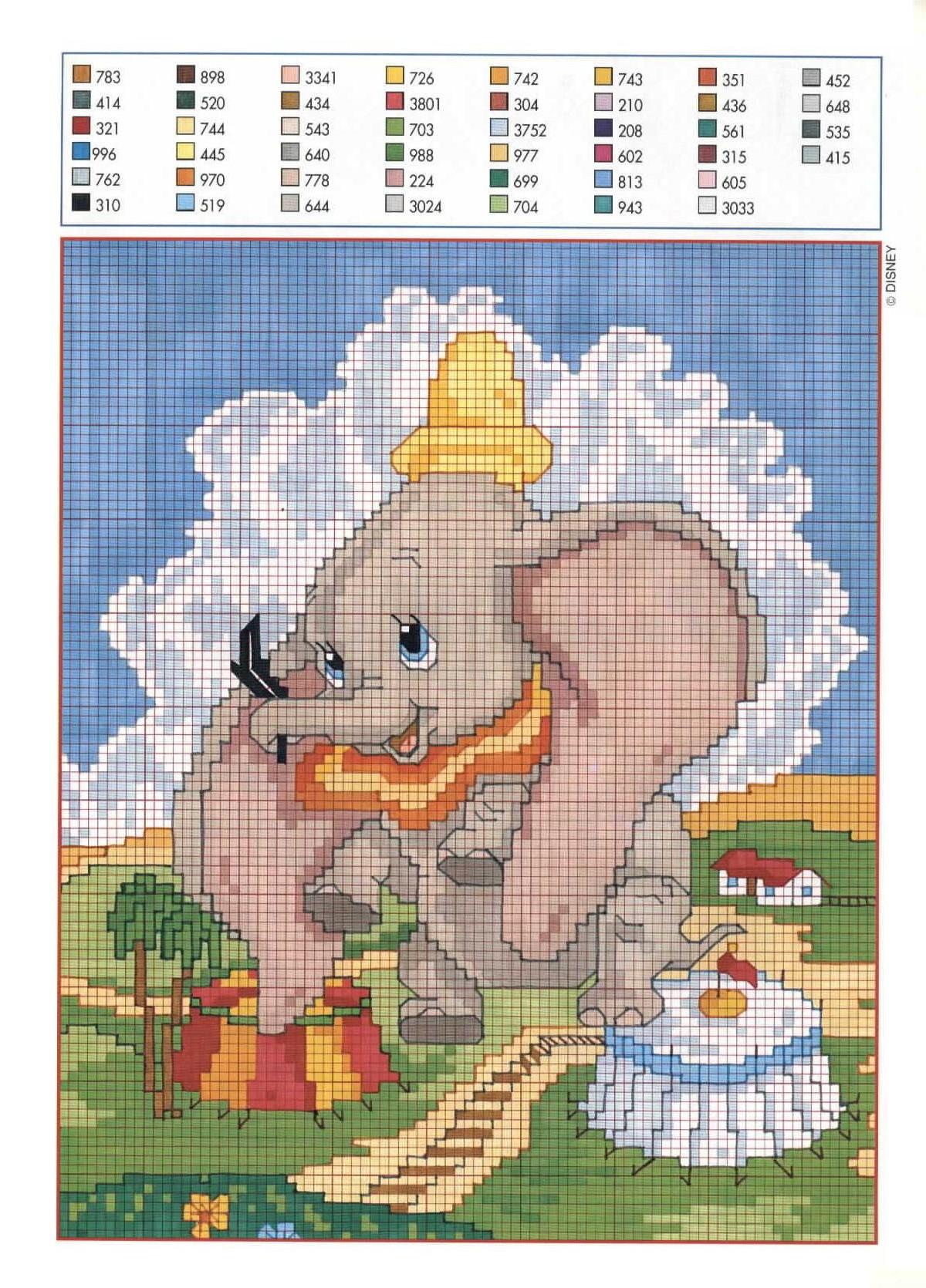 Dumbo – Amigurumi Patterns | 1670x1200