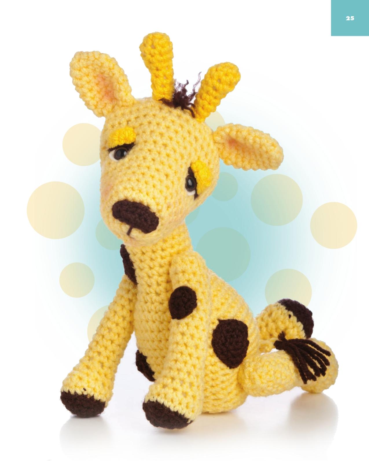 Amigurumi Angeli Schemi : Giraffa dolce amigurumi (4) - magiedifilo.it punto croce ...
