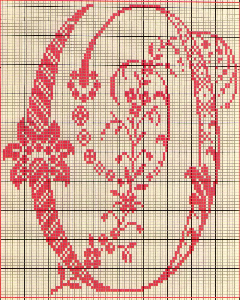 Alfabeto antico punto croce 14 punto for Alfabeto a punto croce schemi