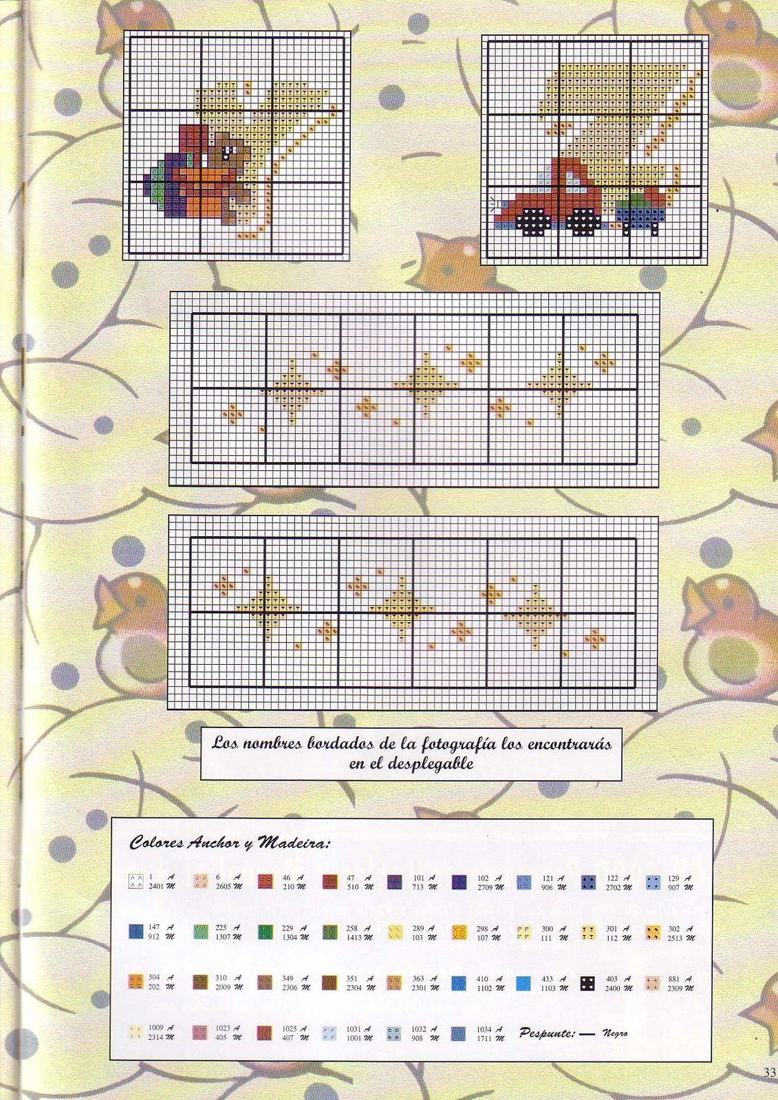 Alfabeto bimbi con clown e giochi 3 for Schemi punto croce bagnetto bimbi