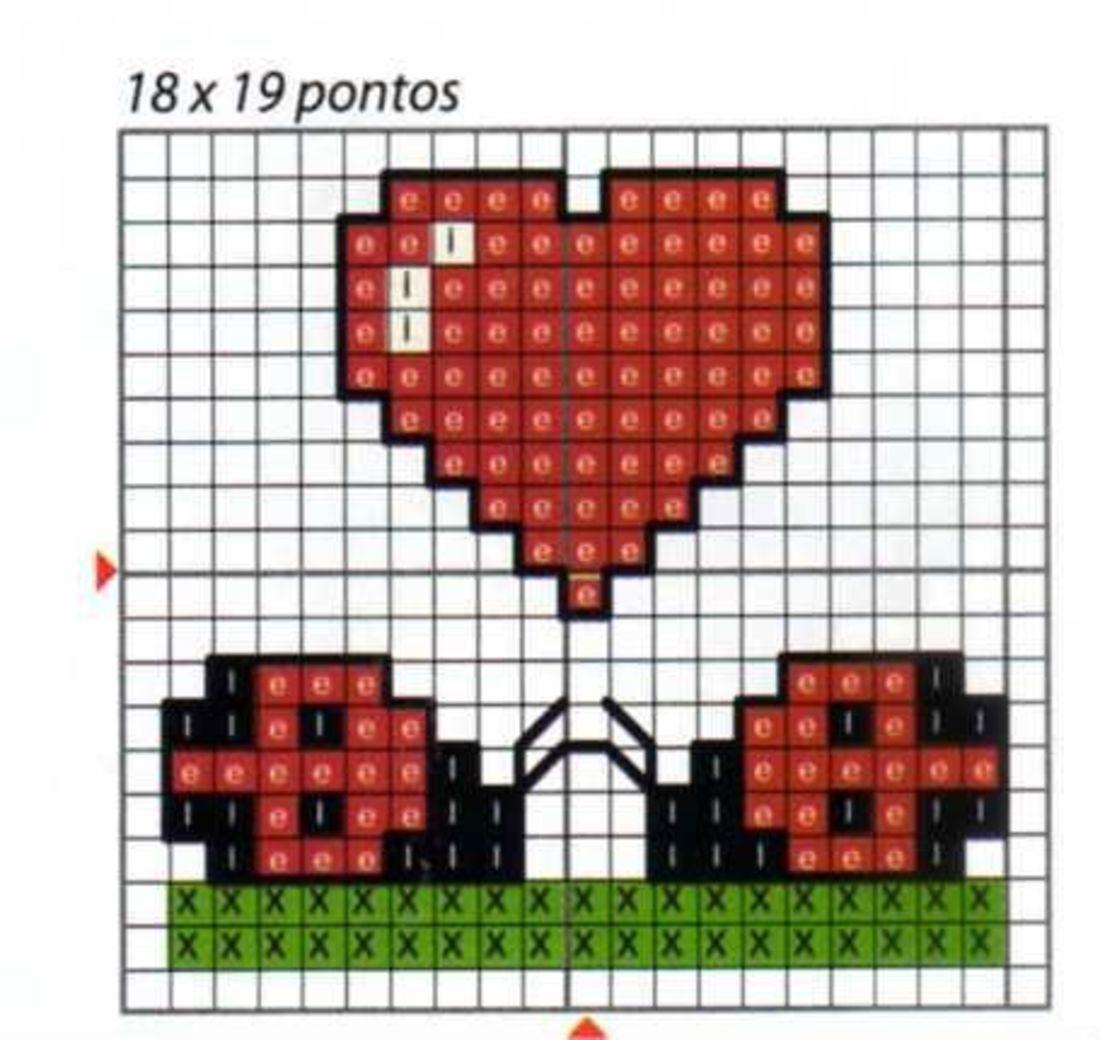 Coccinelle punto croce schemi piccoli bavaglini 2 for Schemi punto croce bavaglini bimba