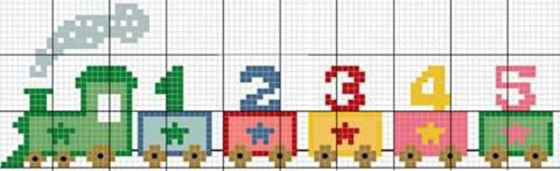 Schemi punto croce piccoli per bavaglini 9387 for Schemi punto croce per bavaglini
