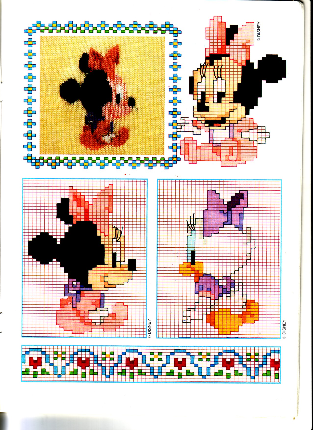 Baby Paperina E Baby Minnie Images