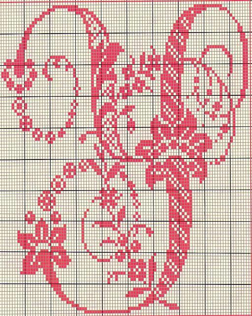 Alfabeto antico punto croce 23 punto for Schemi punto a croce alfabeto