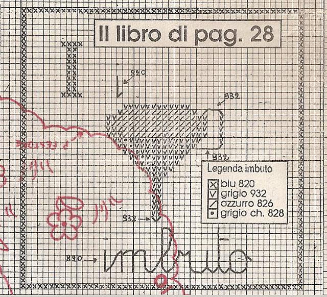 Giochi per bambini punto croce puzzle domino8 for Iniziali punto croce bambini