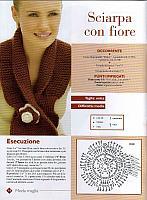 Cappelli sciarpe donna - magiedifilo.it punto croce uncinetto schemi ... c8bdf34200b6