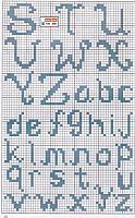 maglia donna gilet color cipria - magiedifilo.it punto croce ... 5ce6604a92c5