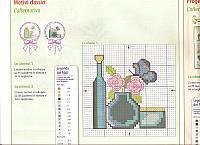 Bagno punto croce uncinetto schemi gratis hobby creativi - Appendini bagno ...