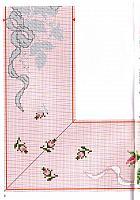 tovaglia rose fiocco (3)