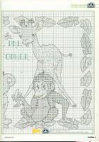 sampler punto croce La Giungla (3)