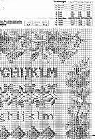 sampler punto croce con alfabeto e rose (3)
