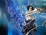 Sasuke sfondo wallpaper 1024x768