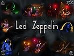 Band Led Zeppelin sfondo wallpaper 768x1024