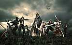 Final Fantasy Dissidia 1680x1050 Wallpaper