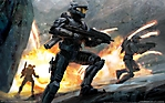 Halo 1680x1050 Wallpaper