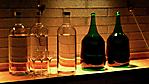 bottiglie di alcolici sfondo 1920x1080