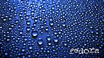 Fedora linux gocce d'acqua sfondo 1920x1080