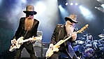 gli ZZTop in concerto wallpaper full hd