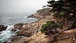 costa rocciosa sfondo Full HD