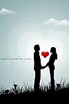 Buon San Valentino sfondo wallpaper 240x320