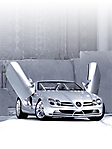Mercedes bianco sfondo wallpaper 240x320