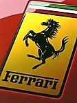 Stemma Ferrari sfondo wallpaper 240x320