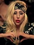 Lady Gaga 3 240x320 sfondo wallpaper