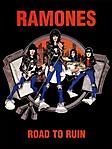 Ramones 240x320 sfondo wallpaper