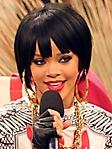 Rihanna 2 240x320 sfondo wallpaper