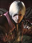 Dante Devil may cry sfondo wallpaper 240x320