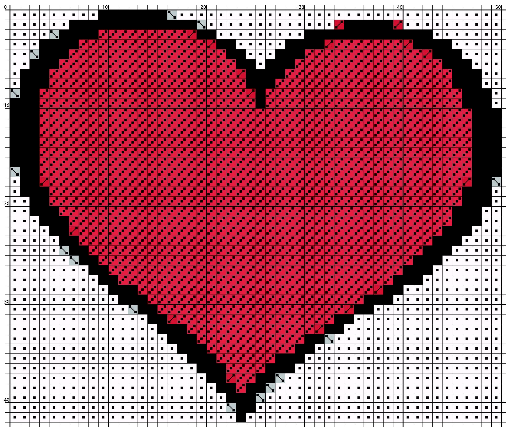 Converti immagini in schemi punto croce sul tuo android for Immagini punto a croce
