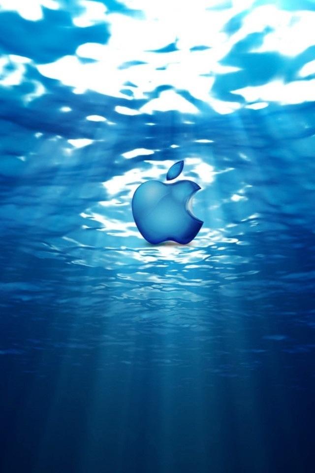 Sfondo Apple Mare Wallpaper 640x960 Gif Animate Categoria Altri