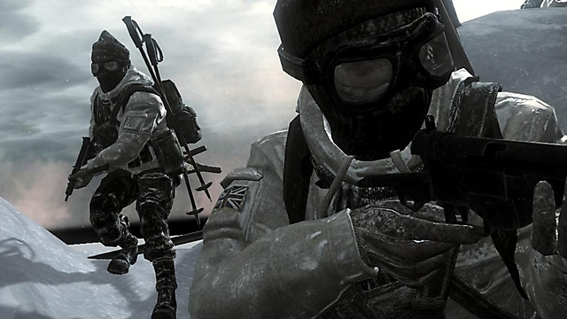 Call of Duty Black Ops 1600x900 Wallpaper