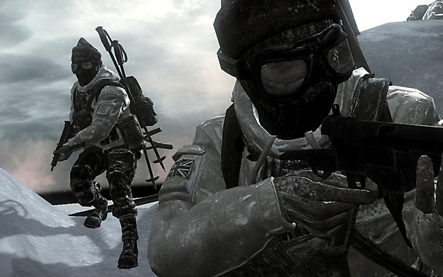 Call of Duty Black Ops 1680x1050 Wallpaper