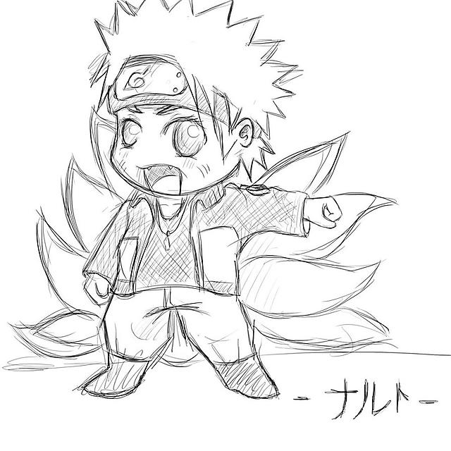 Disegni Da Colorare Gratis Naruto Fredrotgans