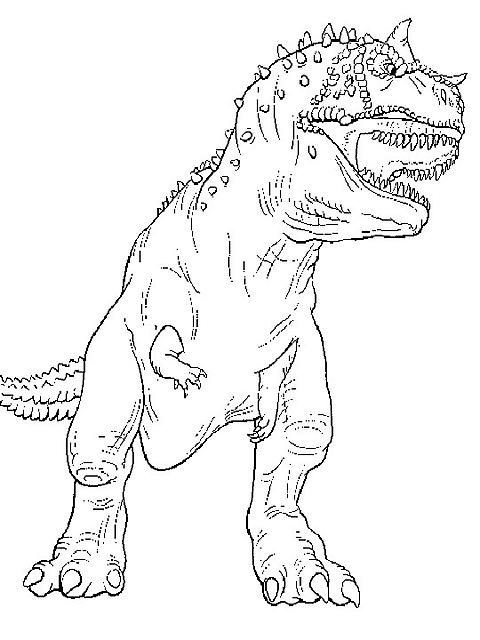 Disegni Da Colorare Dinosauro T Rex Disegni Da Colorare