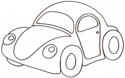 disegni da colorare macchina maggiolino disegni da colorare categoria automobili. Black Bedroom Furniture Sets. Home Design Ideas